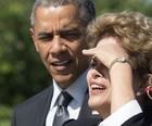 Dilma se reúne com Obama hoje na Casa Branca (Saul Loeb/AFP)