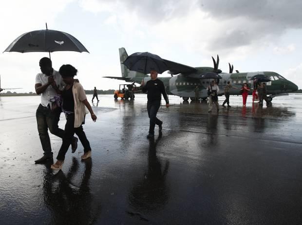 Profissionais estrangeiros do programa 'Mais Médicos' chegaram ao Pará no sábado 14 (Foto: Tarso Sarraf / O Liberal)