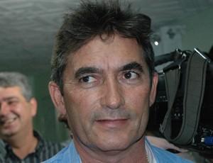 Nosman, Cruzeiro de Itaporanga, presidente (Foto: Pedro Alves / GloboEsporte.com/pb)