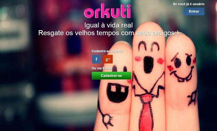 Orkuti (Foto: Reprodução)