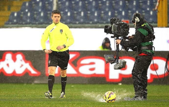 Sampdoria X Genoa  (Foto: Getty Images)