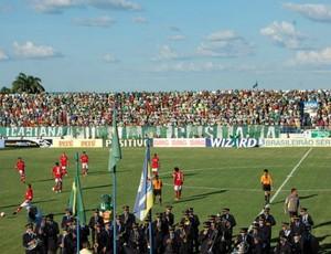 Estádio Romeirão (Foto: Divulgação)