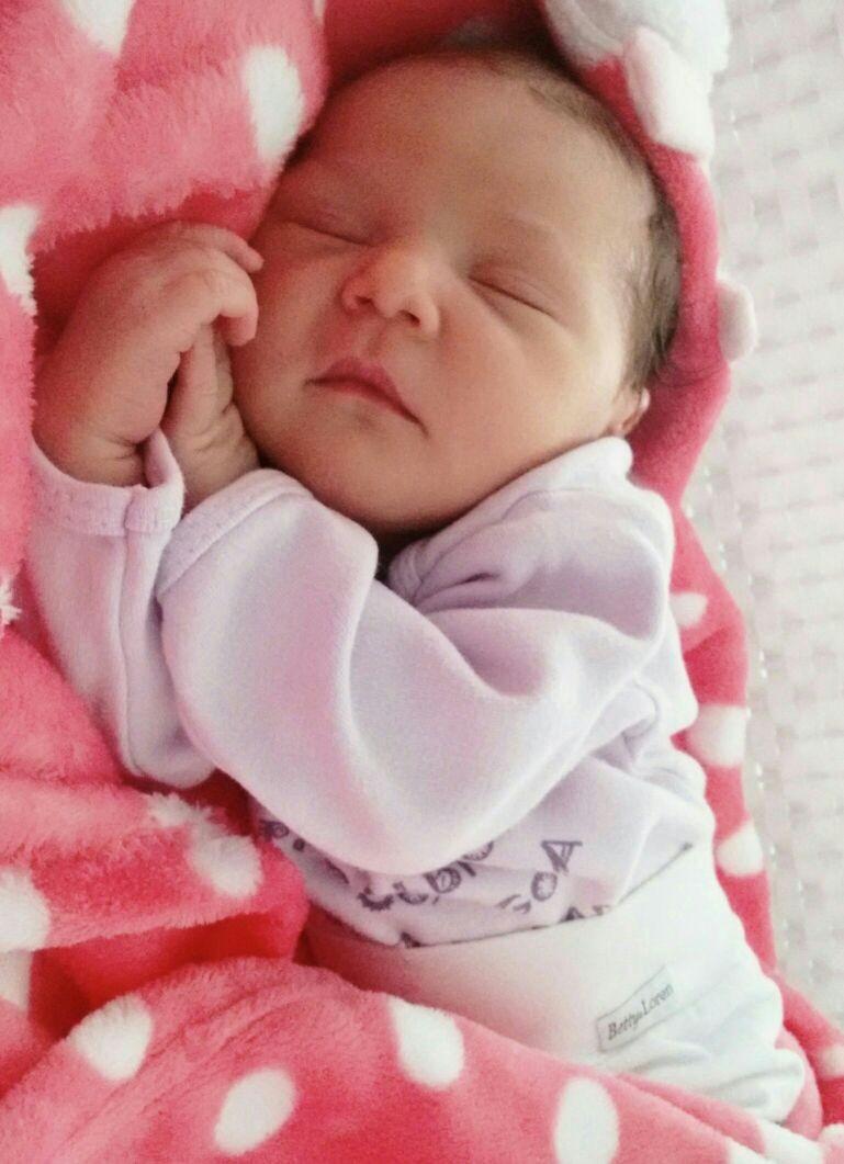 A pequena Eloá  (Foto: Arquivo pessoal)