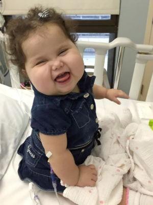 Mãe de Sofia anuncia projeto para ajudar tratamento de crianças (Foto: Divulgação)