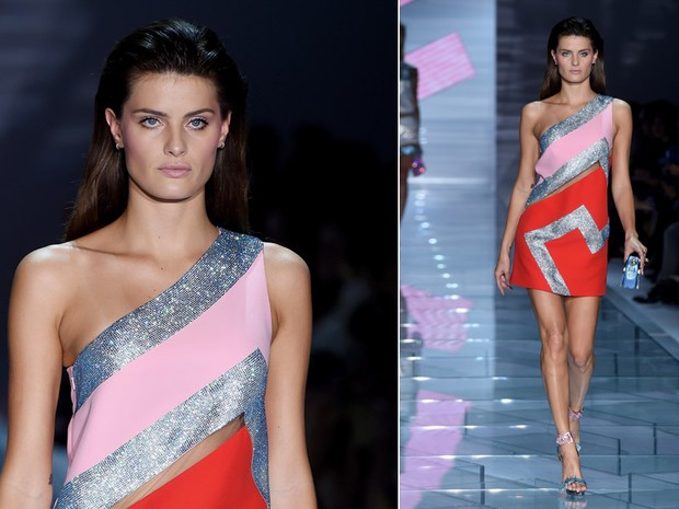 Versace MFW Vero 2015 (Foto: Getty Images)