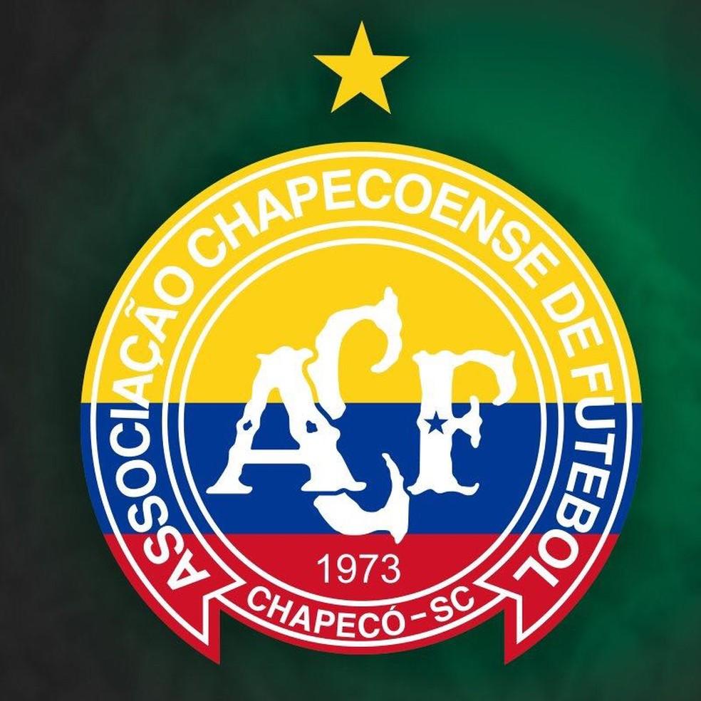 Homenagem da Chapecoense à Colômbia (Foto: Reprodução)