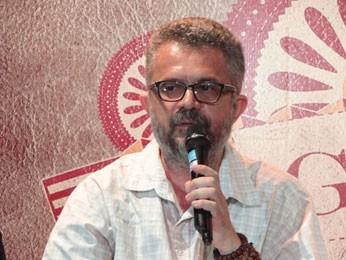 Fernando Duarte, secretário de Cultura de Pernambuco (Foto: Luna Markman / G1 PE)