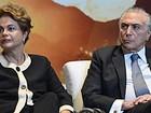 Dilma e Temer devem participar nesta quarta de 1º evento juntos após carta