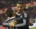 CR7 chega a 300 gols pelo Real e lidera vitória complicada sobre Rayo