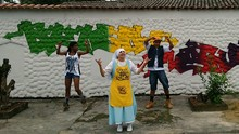 Veja os bastidores do clipe 'Brasil sem Mosquito, da Madre Inêz (Reprodução/Redes Sociais)