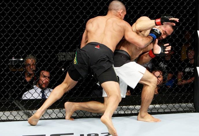 Diego Brandão Katsunori Kikuno UFC (Foto: Getty Images)