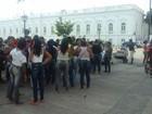 Mulheres de presos protestam contra condições de presídios no Maranhão