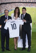 Veja o estilo de Daniela Ospina, mulher de James Rodriguez