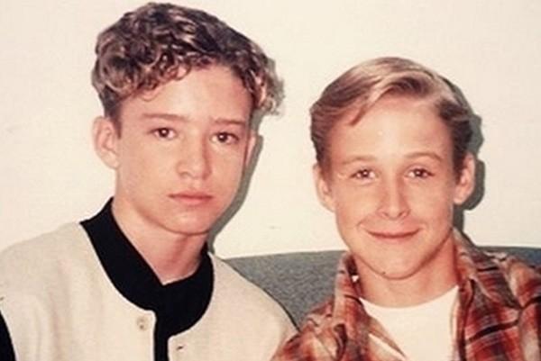 Justin Timberlake e Ryan Gosling (Foto: Reprodução)