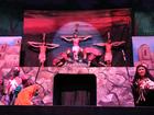 Baladas e espetáculos animam Manaus no feriado de Natal