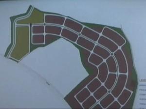 mapa cidade tecnológica divinópolis (Foto: Reprodução/TV Integração)