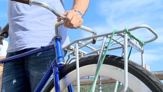 'Bike Fixa' faz sucesso entre capixabas (Foto: Divulgação/ TV Gazeta ES)