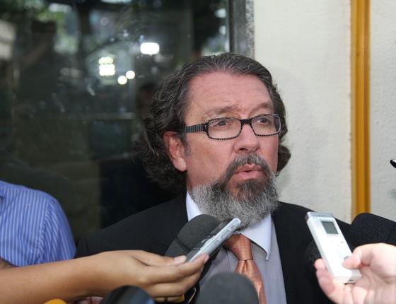Antonio Carlos de Almeida Castro, o Kakay (Foto: Claudio Andrade/ Editora Globo)