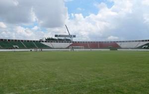 Estádio Joia da Princesa em Feira de Santana (Foto: Diego Ribeiro)