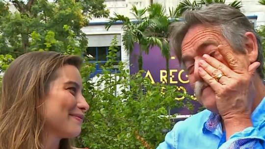 José de Abreu relembra carreira e afirma: 'Amora Mautner está sendo meu segundo Talma'