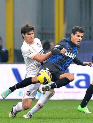 Philippe Coutinho, Inter de Milão e Palermo (Foto: Getty Images)