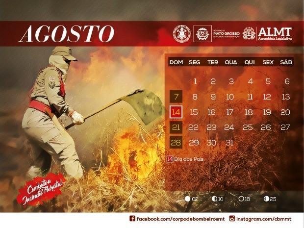 Estado tem cerca de 70 bombeiras que atuam em diversas áreas como combate a incêndio urbano e florestal (Foto: Divulgação/ Corpo de Bombeiros-MT)