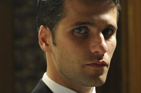 Bruno Gagliasso é Franz em 'Joia rara' (Foto: Reprodução)