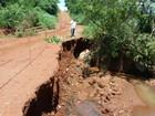 Laguna Carapã é 21ª cidade de MS a decretar emergência após chuvas
