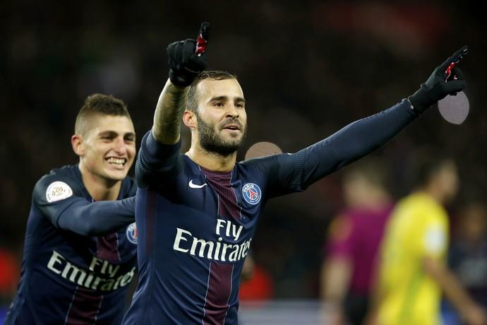 Jesé, PSG, Paris Saint-Germain x Nantes (Foto: REUTERS/Gonzalo Fuentes)