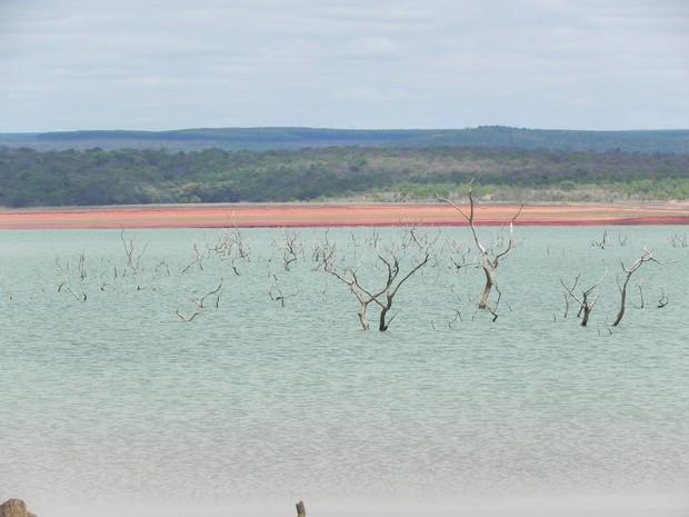 Lago atingiu nível histórico neste ano (Foto: Divulgação / Ascom Prefeitura)