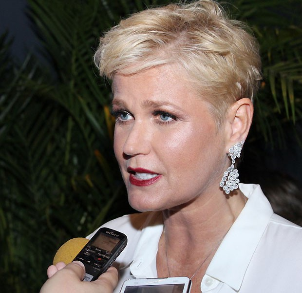 Xuxa (Foto: Photo Rio News)