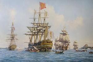 Expansão marítima (Foto: reprodução)