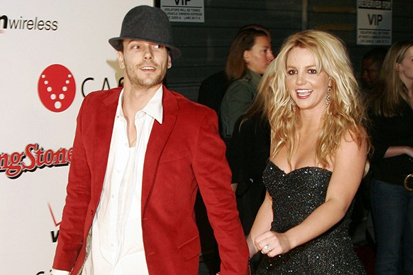 Britney Spears e Kevin Federline (Foto: Getty Images)