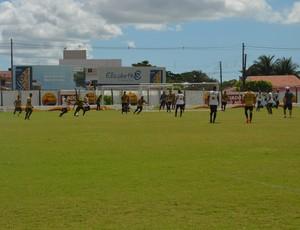 Maravilha do Contorno, Botafogo-PB (Foto: Edgley Lemos / GloboEsporte.com/pb)