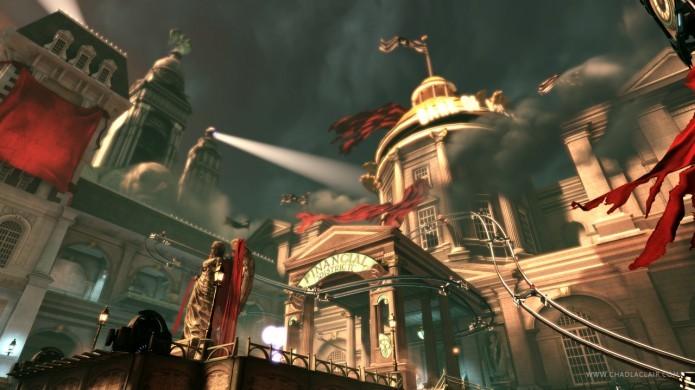 Bioshock Infinite: Bank of the Prophet (Foto: Reprodução/Bioshock Wikia)
