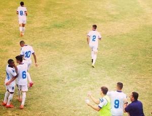 SEV-Hortolândia x Ecus Segunda Divisão Campeonato Paulista sub-20 (Foto: Divulgação / SEV-Hortolândia)