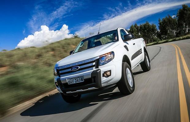 Ford Ranger Sport 2015 (Foto: Rafael Munhoz / Autoesporte)