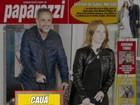 Cauã Reymond e a filha, Sofia, são destaques em revista argentina