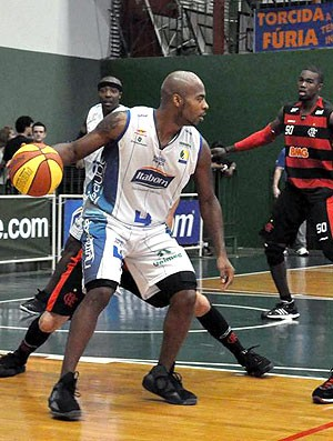 NBB Larry Taylor Bauru x Flamengo (Foto: Sergio Domingues / HDR Photo)