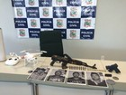 No CE, Polícia Civil prende quadrilha que usava drone para assaltar bancos