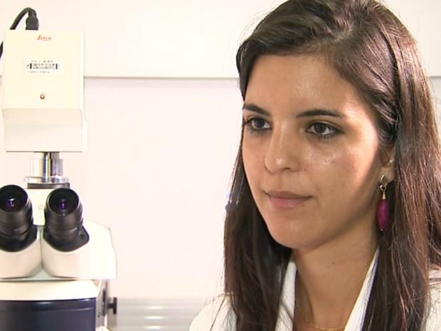 Karina Furlani Zoccal é a principal pesquisadora e o trabalho faz parte de sua tese de pós-doutorado (Foto: Reprodução/EPTV)