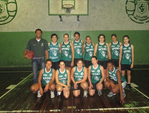 Equipe conta com atletas de 13 a 30 anos (Foto: JF Celtics/Divulgação)