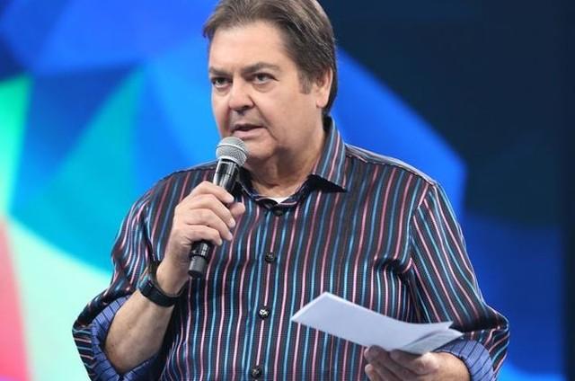 Fausto Silva (Foto: Carol Caminha/Gshow)