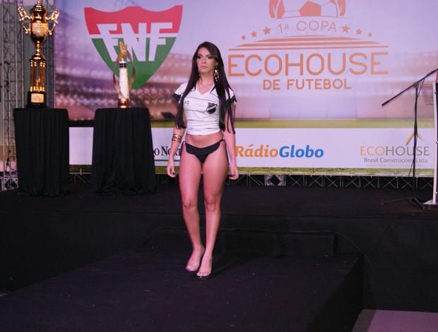 Zaira Ferreira, musa do ABC - PREMIO CRAQUE POTIGUAR (Foto: Jocaff Souza)