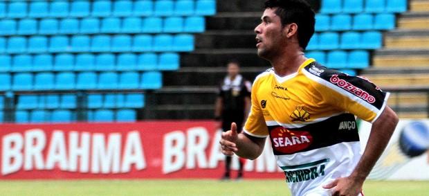Marlon criciúma gol ipatinga (Foto: Sergio Roberto / Agência Estado)