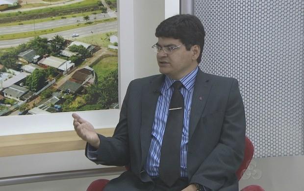 Especialista participou ao vivo do programa e esclareceu as dúvidas enviadas pelo público (Foto: Bom Dia Amazônia)