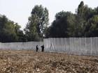 Hungria termina construção de alambrado na fronteira com a Croácia
