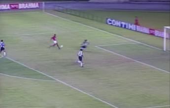 Na memória: Flamengo goleia Atlético Mineiro no Brasileirão de 1997