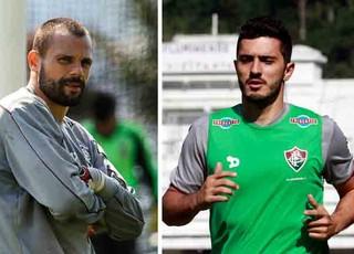Montagem -CAVALIERI-e-MARQUINHO-Fluminense-horizontal (Foto: infoesporte)