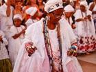 Festival de samba de roda de Cachoeira é realizado em Salvador